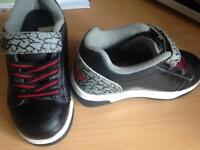 Genuine heelys size 11