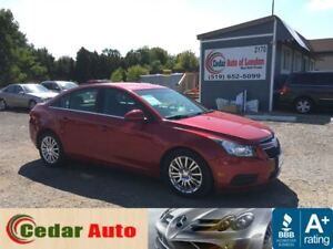 2012 Chevrolet Cruze Eco - 6 Speed - Managers Special.