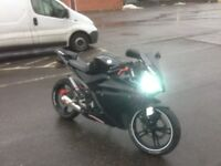yamaha r125 in good condition