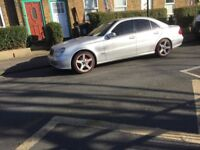 Mercedes E320cdi fully loaded with new mot