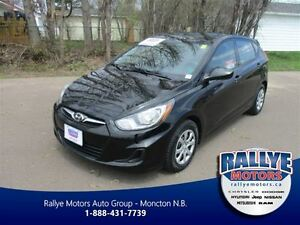 2013 Hyundai Accent L! ONLY 32,443 KM! Trade-In!