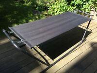 Free-standing hammock, good condition