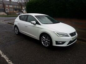 Seat Leon FR TDI Auto Technology Pack