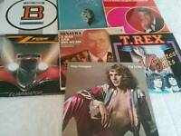 Vinyl LPs mixed,majority played once otherwise excellent. £4 each. 5 for £15
