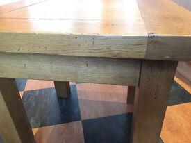 Side table - Solid oak - Southfields