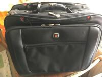 Work travel suitcase / briefcase