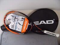 Head Metallix Team Series Cyber Tour Tennis Racquet Brand New