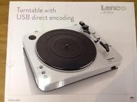 Brand New Lenco Turntable - Sealed