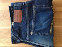 """Tommy Hilfiger 'Woody' Men's Straight Cut Jeans (34""""W x 32""""L)"""