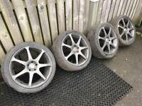 subaru wheels 17inch