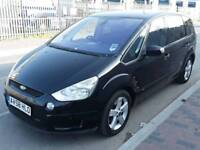 Ford S MAX Titanium 2008, 2.0 Automatic, 7 Seater, New Cambelt, Long MOT