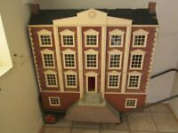 Large 3 story doll's house