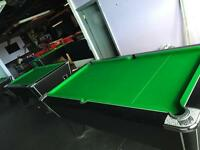 Pool Snooker Tables