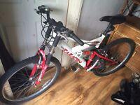 Saracen Bike - 21 gears for Sale