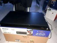 Sony UBP-X800 4K UHD Bluray player