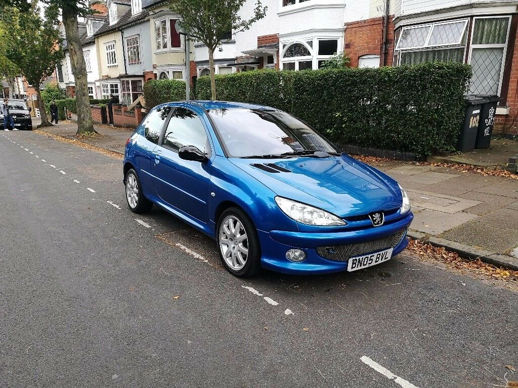 peugeot 206 gti with lpg in leicester leicestershire gumtree. Black Bedroom Furniture Sets. Home Design Ideas