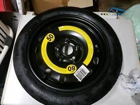 16inch Audi/VW/VAG spare wheel new
