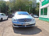 MERCEDES R-CLASS R320 CDI Sport ***DOUBLE PAN ROOF***6 SEATS***FSH*** (blue) 2007