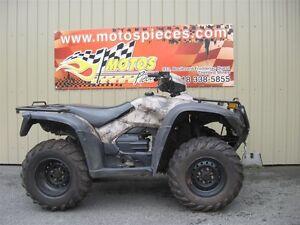 2008 honda TRX500 Foreman
