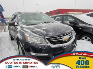 2016 Chevrolet Traverse LS | AWD | 8PASS | CAM | REAR AIR | SAT