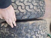 alloys and 235/75/15 tyres