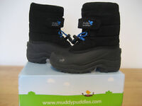 Childrens' SNOW BOOTS - Size 1