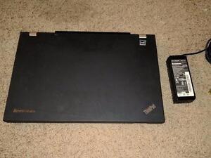 Lenovo ThinkPad 530 i5, 8gb Ram and 120GB SSD/500GB HDD