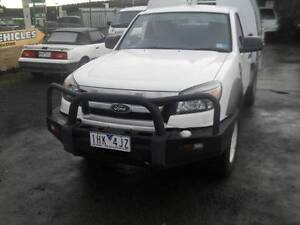 2009 FORD RANGER 4X4 DIESEL TURBO WITH TRADESMAN PACKAGE Warrenheip Ballarat City Preview