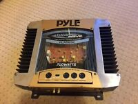 Pyle 700 watt car amplifier