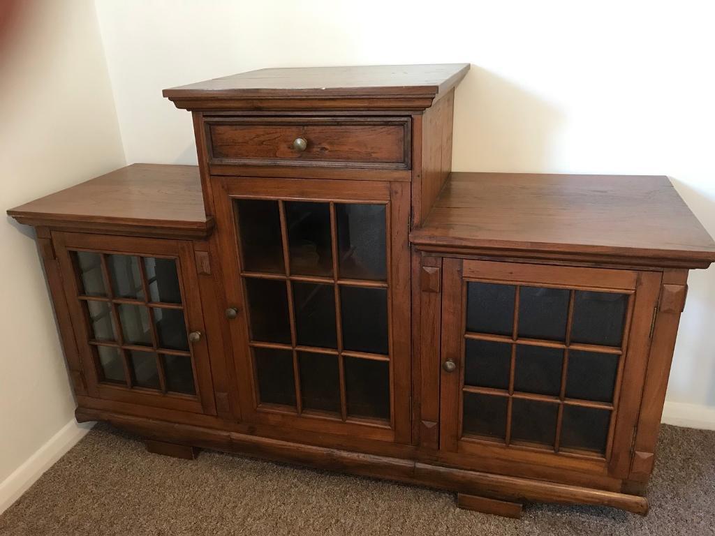 Antique drinks cabinet / cupboard - Antique Drinks Cabinet / Cupboard In Lymington, Hampshire Gumtree