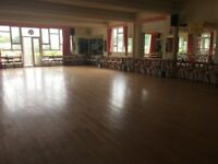 dance hall to let sutable many uses