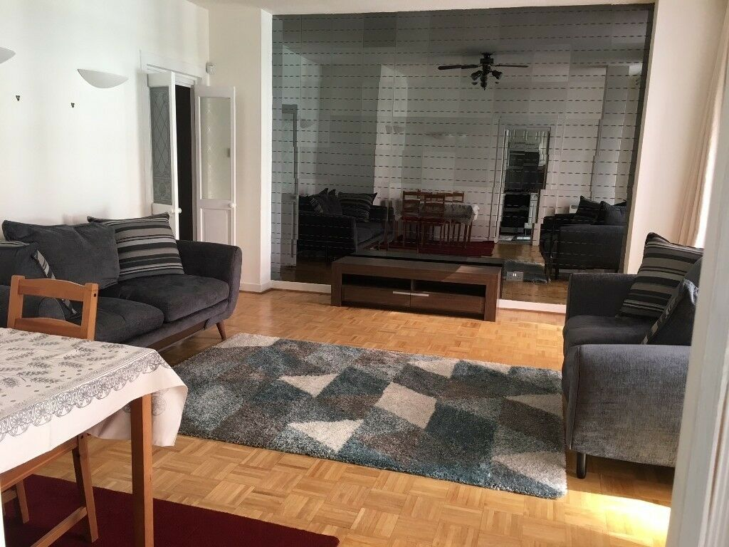 FURNISHED 1 BEDROOM FLAT (available on 20 of December ...
