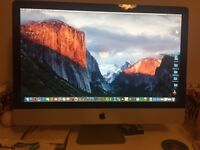 Apple 27inch iMac Computer for Sale in perfect condition