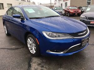 2016 Chrysler 200 Limited   BLUETOOTH   NO ACCIDENTS Kitchener / Waterloo Kitchener Area image 8