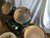 Yamaha Stage Custom Drum Kit - Green