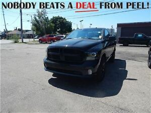 2016 Ram 1500 **BRAND NEW** LTD EDITION BLK TOP Only $23,995