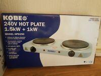 Hot plat cooker (brand new)