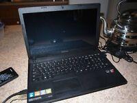 Lenovo G505s AMD A4 Quad Core Black Laptop, Windows 10 1TB Hdd, 4GB RAM, Hdmi
