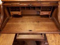 Beautiful antique Edwardian Bureau needing TLC