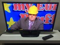 "NEW CONDITION,29""LG SMART LED 3D CINEMA TV"