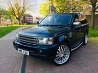 ((((Range rover sports 2.7 fully loaded)))