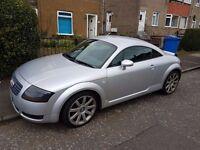 Audi tt 52 plate