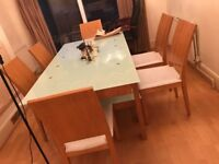 Lovely Dinning Table & chairs