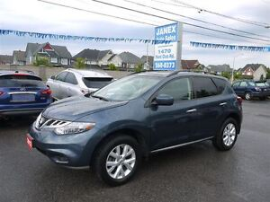 2012 Nissan Murano SL Top of the line
