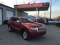 2011 Jeep Grand Cherokee Limited cuir toit panoramiques mags gps
