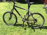 "TREK 19.5"" Alpha 3900 Aluminum 21 Speed Hardtail Mountain Bike"