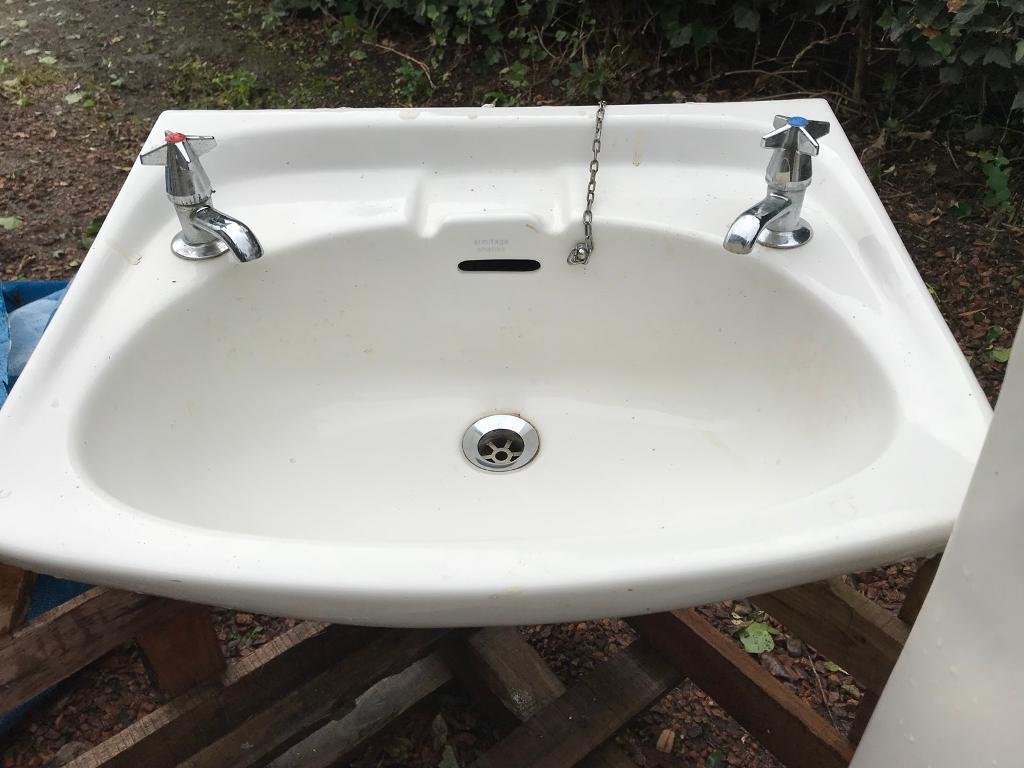 Armitage shanks bathroom sinks - Armitage Shanks Bathroom Sink Basin
