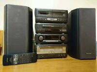 Technics SA-CE1080 stereo system