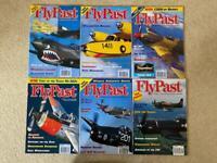 6 x flypast magazines