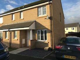 3 Bed semi ( Tenancy due to be approved. NOT AVAILABLE)